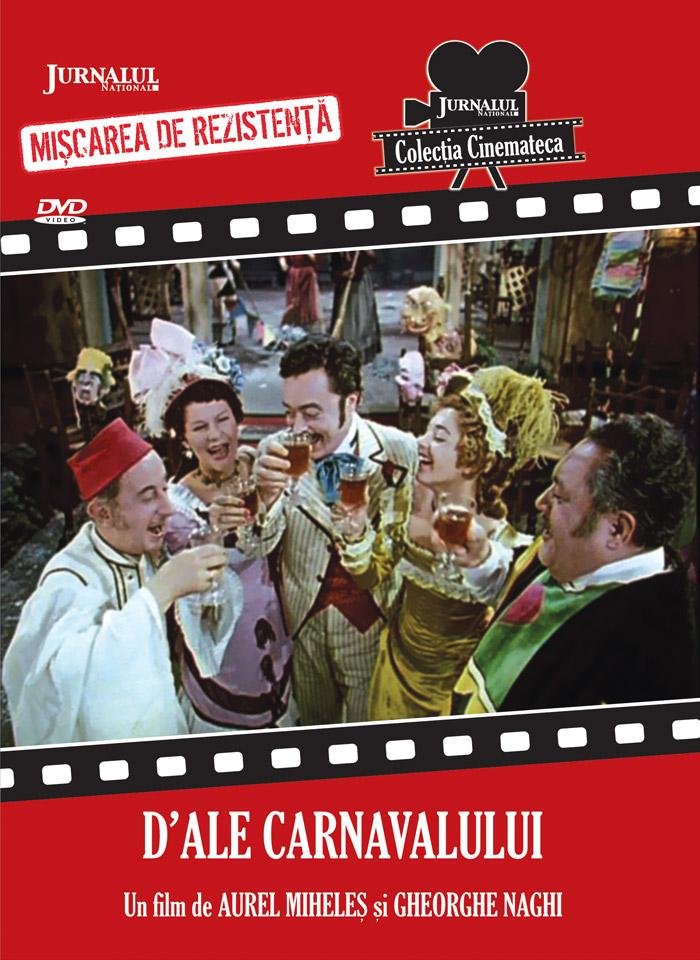 poster D'ale carnavalului (1958)