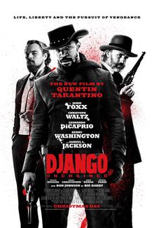 poster Django Unchained (2012)