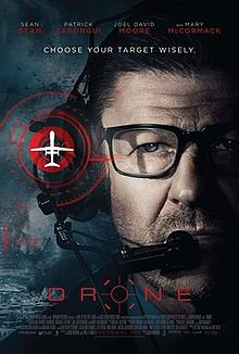poster Drone (2017)
