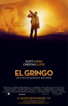 poster El Gringo (2012)