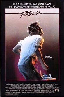 poster Footloose (1984)