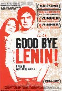 poster Good Bye Lenin! (2003)