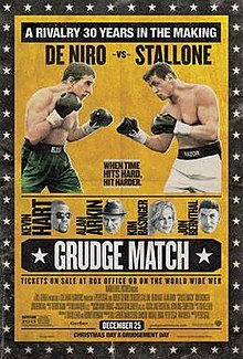 poster Grudge Match (2013)