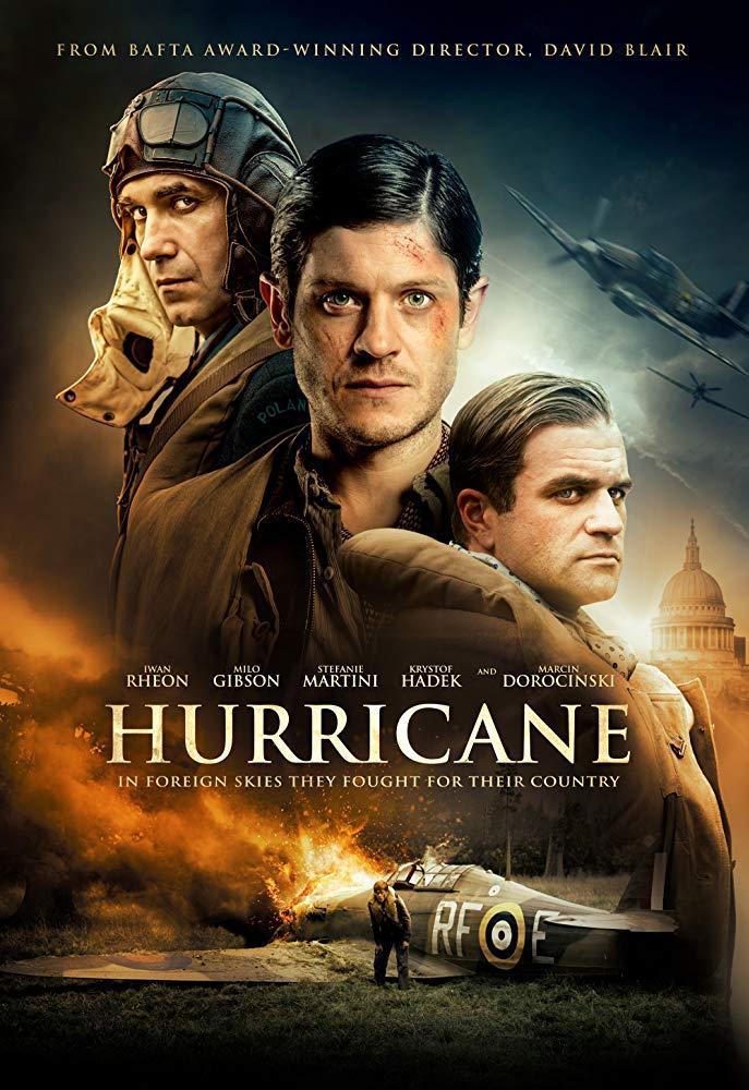 poster Hurricane (2018)