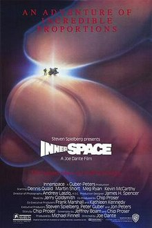 poster Innerspace (1987)