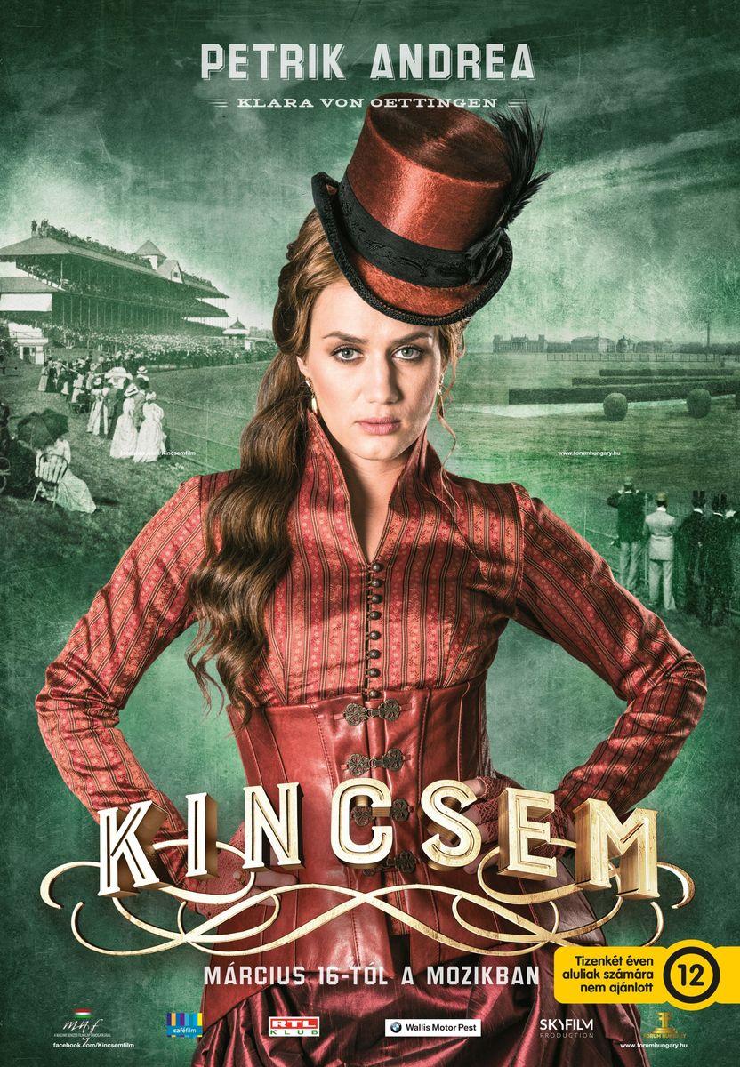 poster Kincsem (2017)