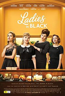 poster Ladies in Black (2018)
