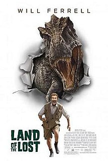 poster Land of the Lost (2009)