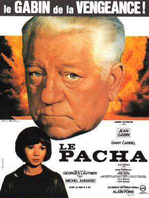 poster Le pacha (Pasha) (1968)