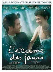 poster L'ecume des jours (2013)