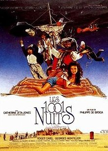 poster Les 1001 nuits (1990)
