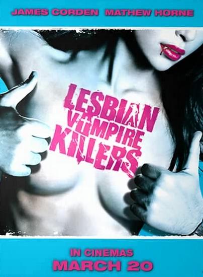 poster Lesbian Vampire Killers (2009)