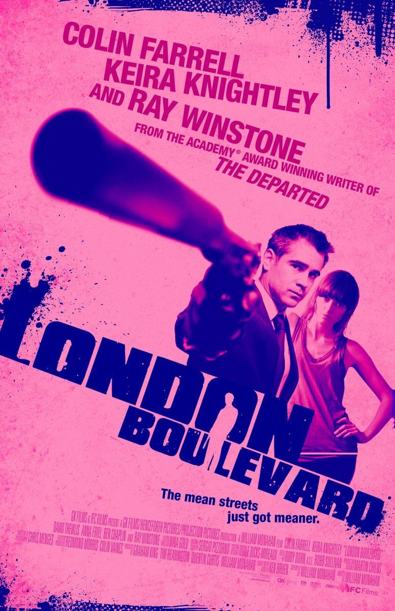 poster London Boulevard (2010)