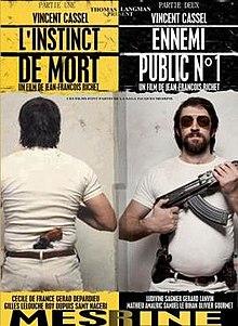 poster Mesrine (2008)