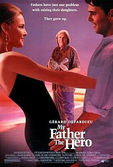 poster My Father the Hero (1994)