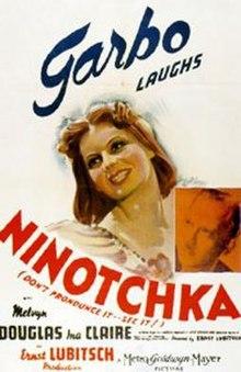 poster Ninotchka (1939)