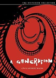 poster Pokolenie - A Generation (1955)
