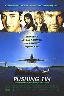 poster Pushing Tin (1999)