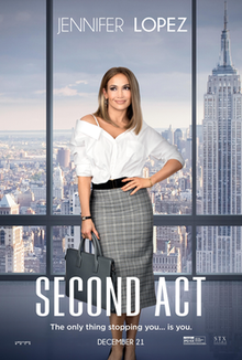 poster Second Act (2018)