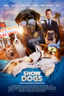 poster Show Dogs (2018)