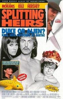 poster Splitting Heirs (1993)