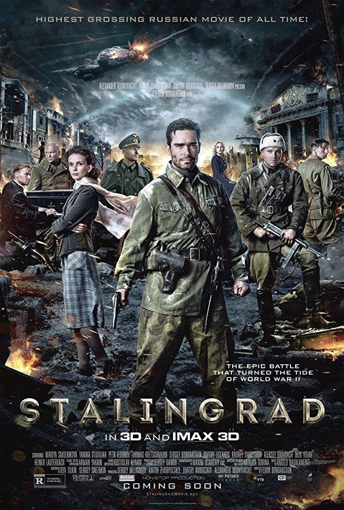 poster Stalingrad (2013)