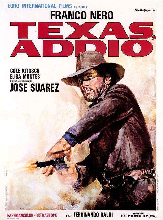 poster Texas, Adios (1966)