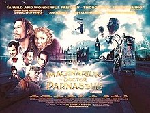 poster The Imaginarium of Doctor Parnassus (2009)