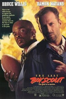 poster The Last Boy Scout (1991)