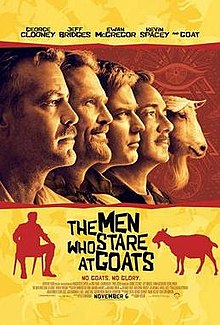 poster The Men Who Stare at Goats (2009)