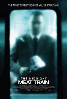 poster The Midnight Meat Train (2008)