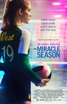 poster The Miracle Season (2018)