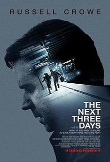 poster The Next Three Days (2010)