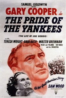 poster The Pride of the Yankees (1942)