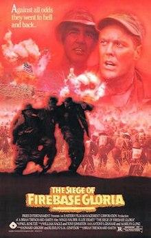 poster The Siege of Firebase Gloria (1989)