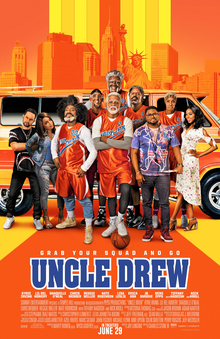 poster Uncle Drew (2018)