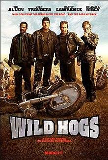 poster Wild Hogs (2007)