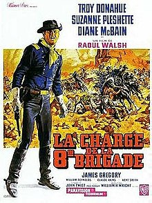 poster A Distant Trumpet (1964)