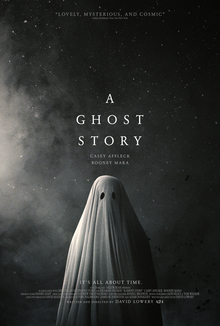 poster A Ghost Story (2017)