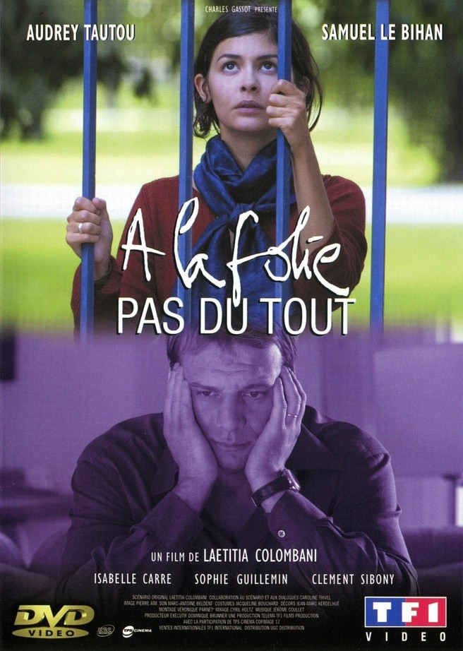 poster A la folie... pas du tout (2002)