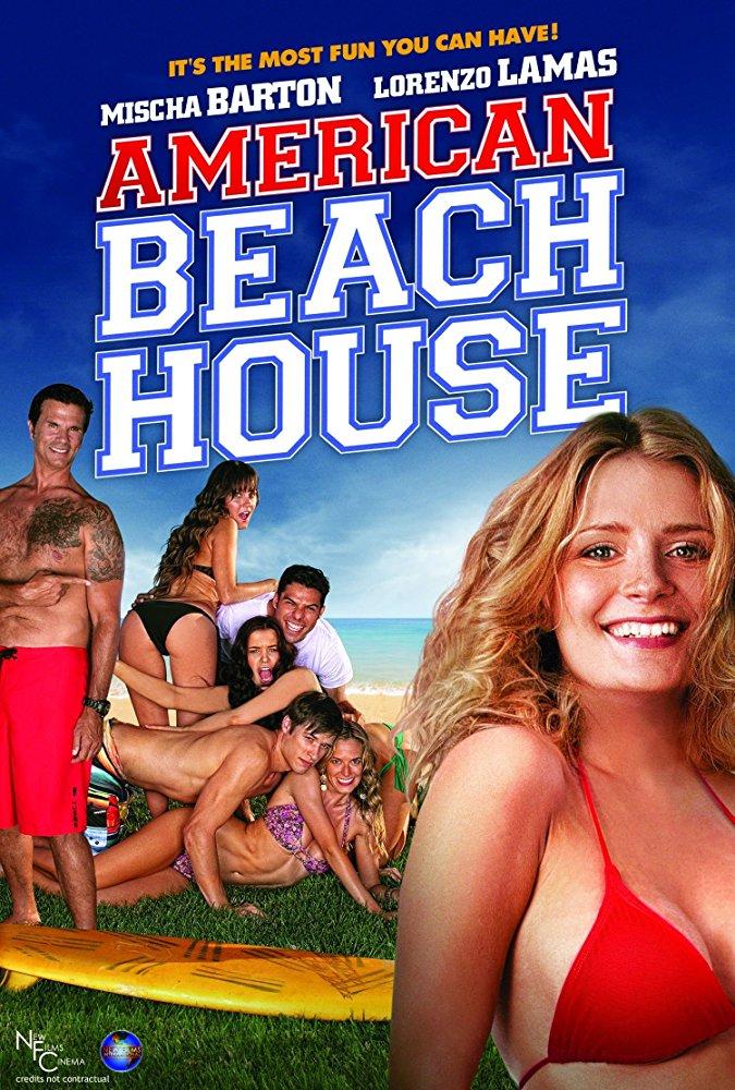 poster American Beach House (2015)