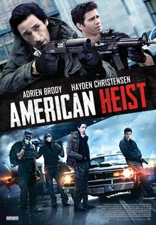 poster American Heist (2014)