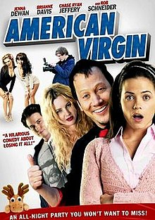 poster American Virgin (2009)