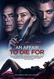 poster An Affair to Die For (2019)