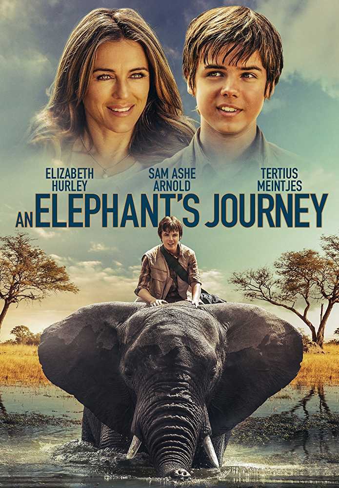 poster An Elephant's Journey (2017)