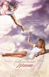 poster And God Created Woman (1988)