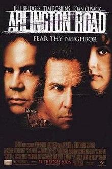 poster Arlington Road (1999)