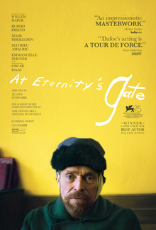 poster At Eternity's Gate (2018)