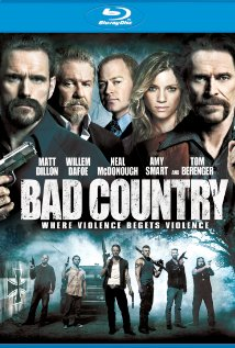 poster Bad Country (2014)