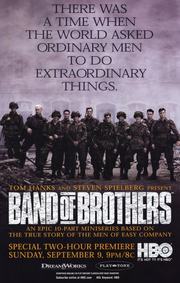 poster Band of Brothers (TV Mini-Series 2001)